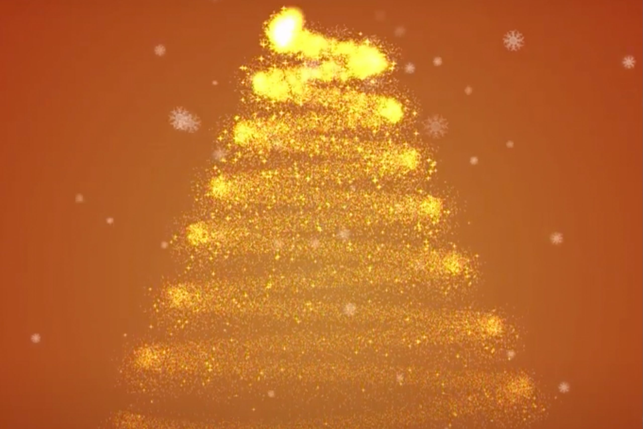 Christmas Tree Animation Thumbnail
